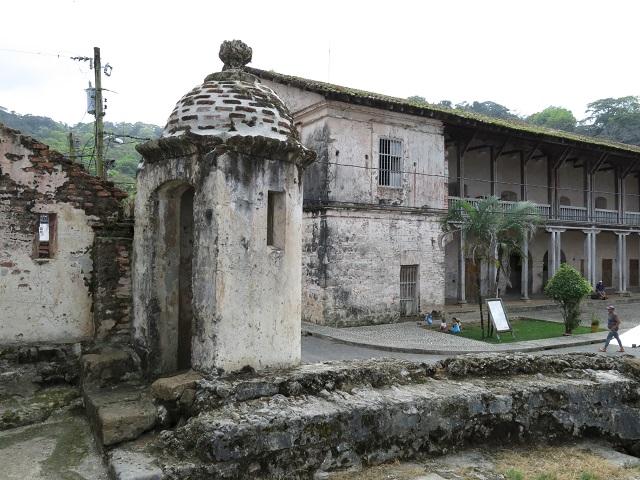douane royale Portobelo Panama