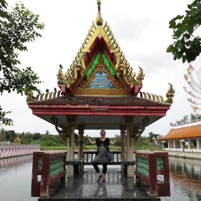 méditation Wat Plai Laem