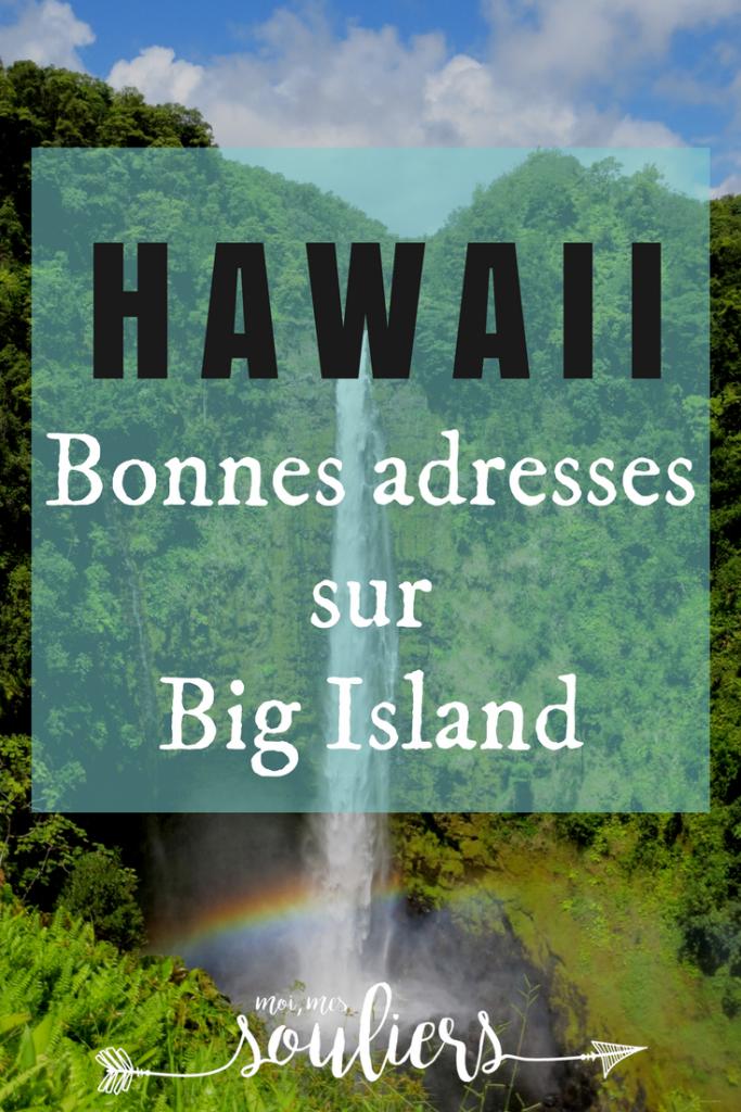 Voyage à Hawaii en solo