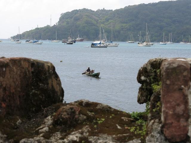 Les pêcheurs sont de retour Portobelo Panama
