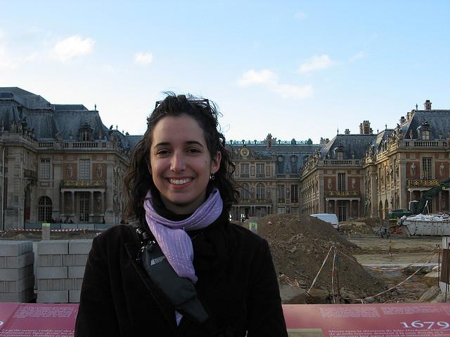 Versailles en construction