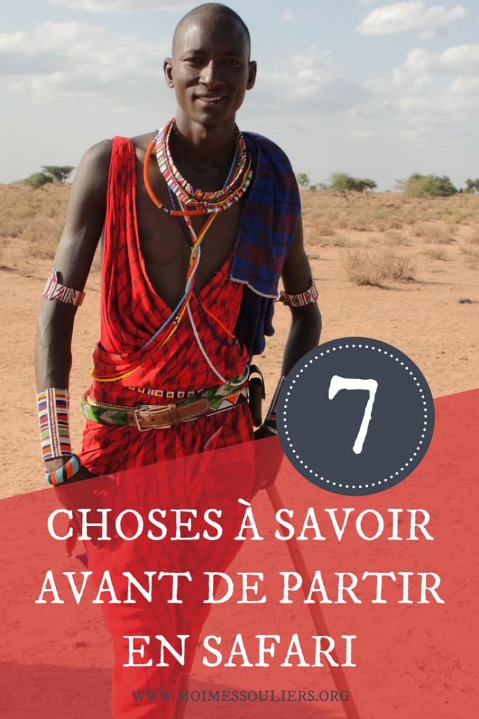 7 choses à savoir avant de partir en safari en Afrique