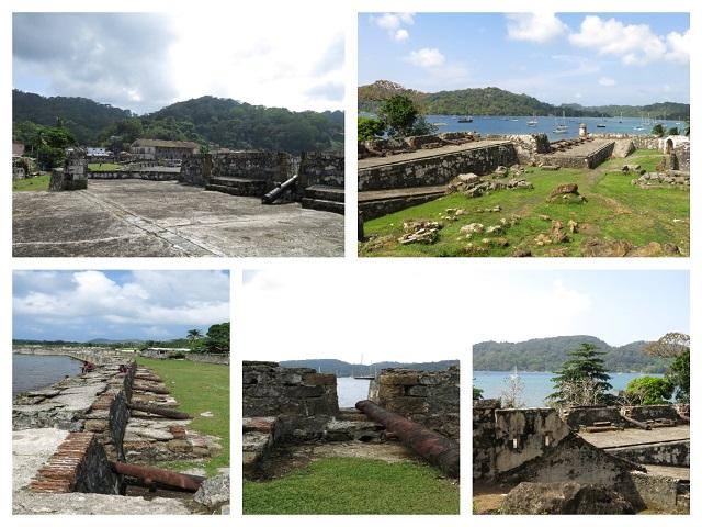 forteresse de Portobelo Panama
