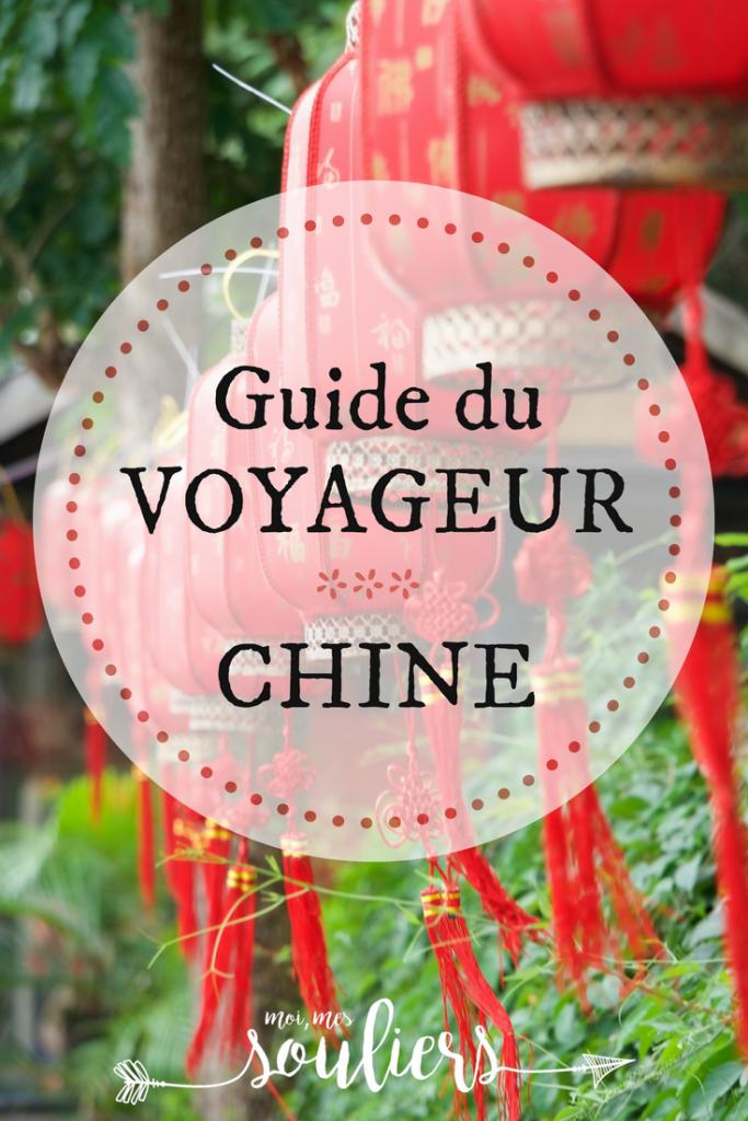 Guide du voyageur en Chine