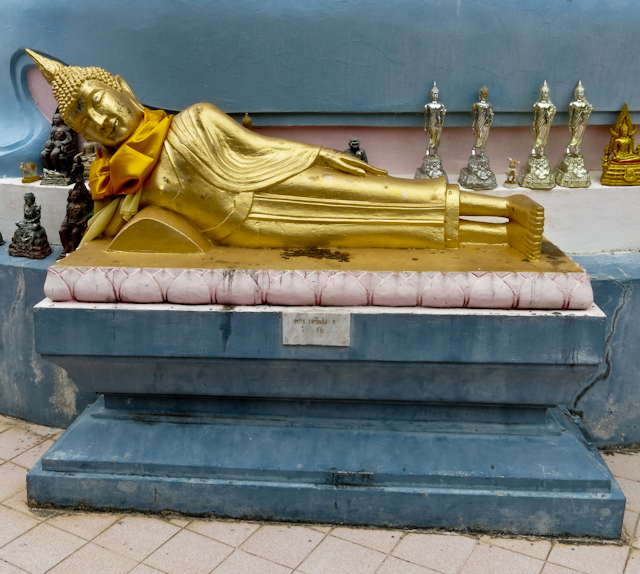 statue Koh Samui Thailande