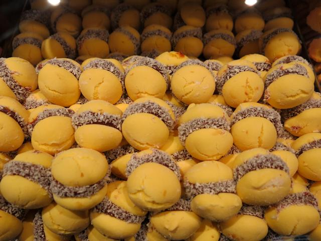 Alfajores, dessert typique argentin