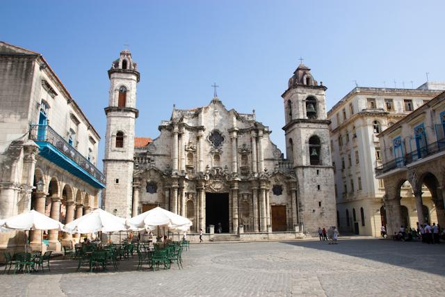 Au coeur de la Habana vieja à Cuba