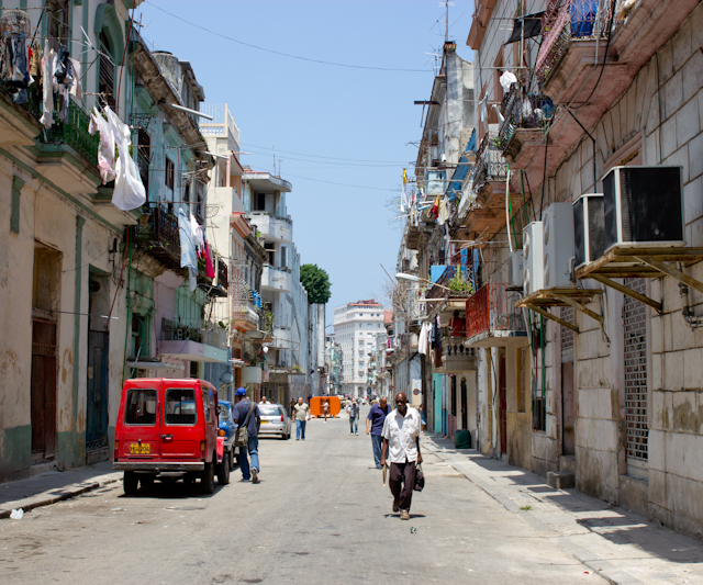 La vie quotidienne à La Havane, Cuba