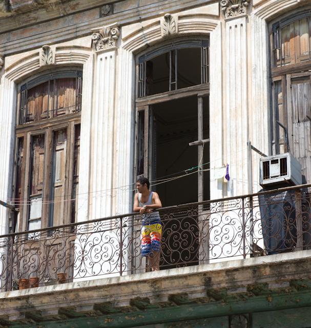 De grandioses appartements, La Havane, Cuba