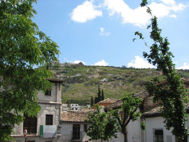 El Albaicín - Quartier arabe, Granada, Espagne