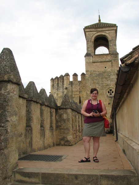 Alcazar de Cordoba en Espagne