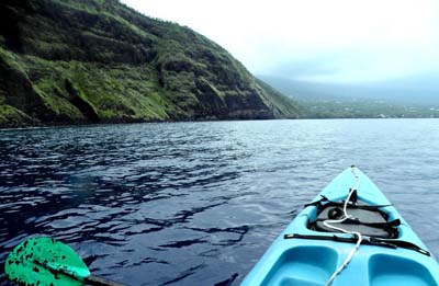 Kealakekua Bay Kayak Hawaii
