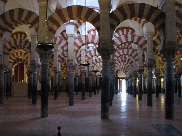 La Mezquita de Cordoba en Espagne
