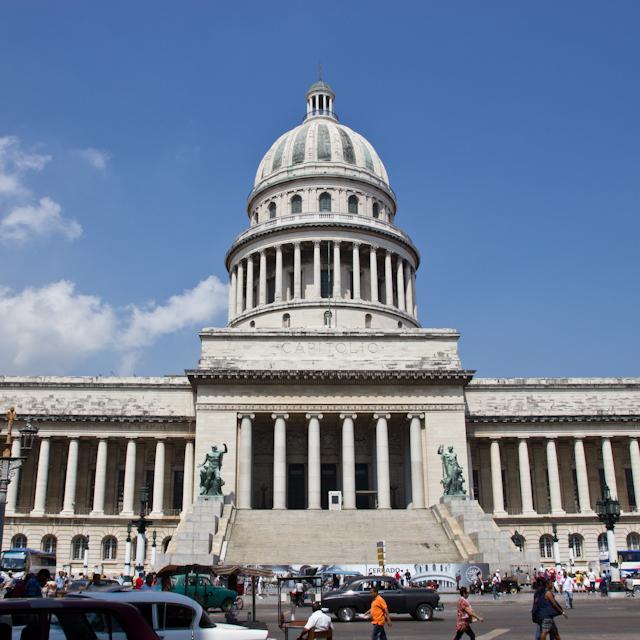 Le Capitole de La Havane, Cuba