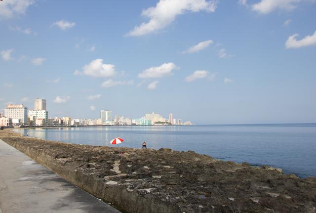 Le Malecón, La Havane, Cuba