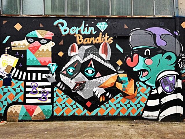 Low Bros - Friedrichshain (RAW-Tempel) art de rue Berlin