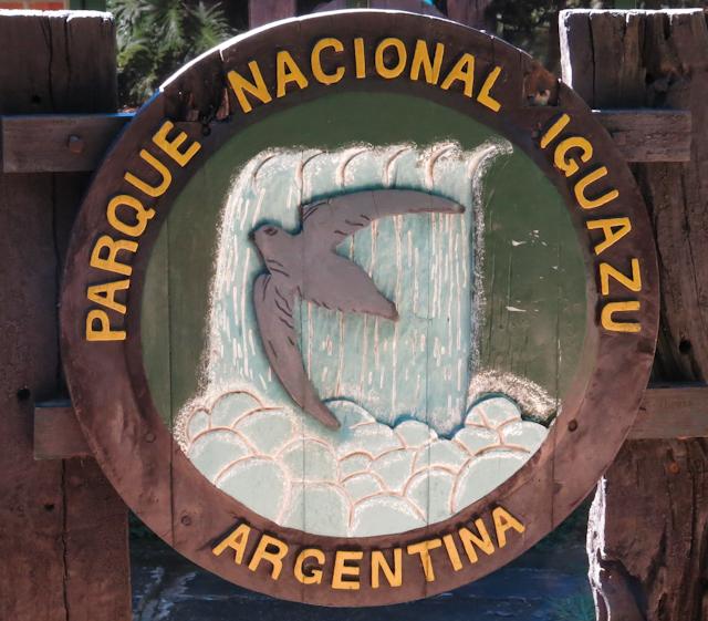 Parc national Iguazu en Argentine