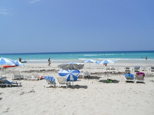 Playa del Este, La Havane, Cuba