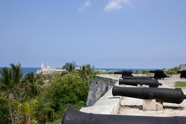 San Carlos de la Cabaña, La Havane, Cuba