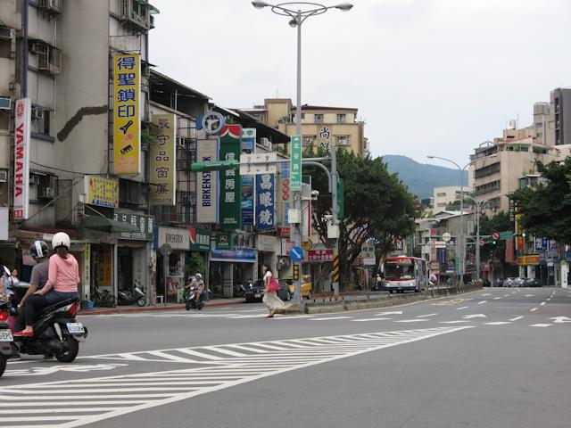 Taipei, ville extrêmement propre