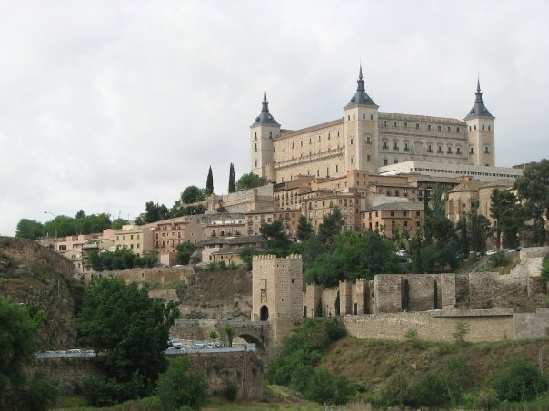 Toledo en Espagne