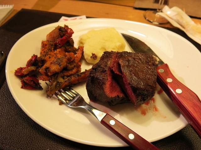 Un bon steak argentin, un classique