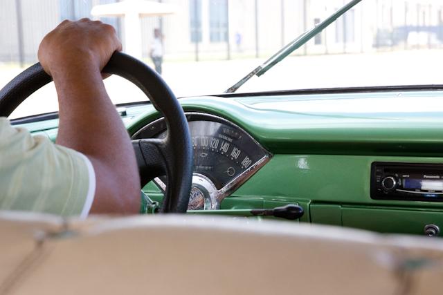 Un tour de voiture classique, La Havane, Cuba