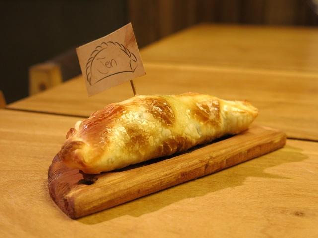 empanada grillé, un classique