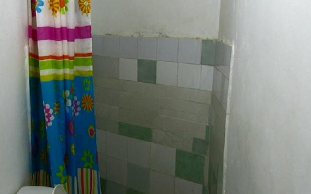 la pire salle de bains du Panama