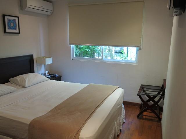 Chambre double au Baru Lodge, Panama City