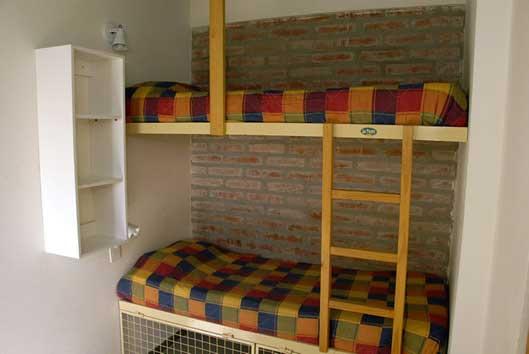 Chambre en dortoir - La Tosca - Puerto Madryn, Argentine