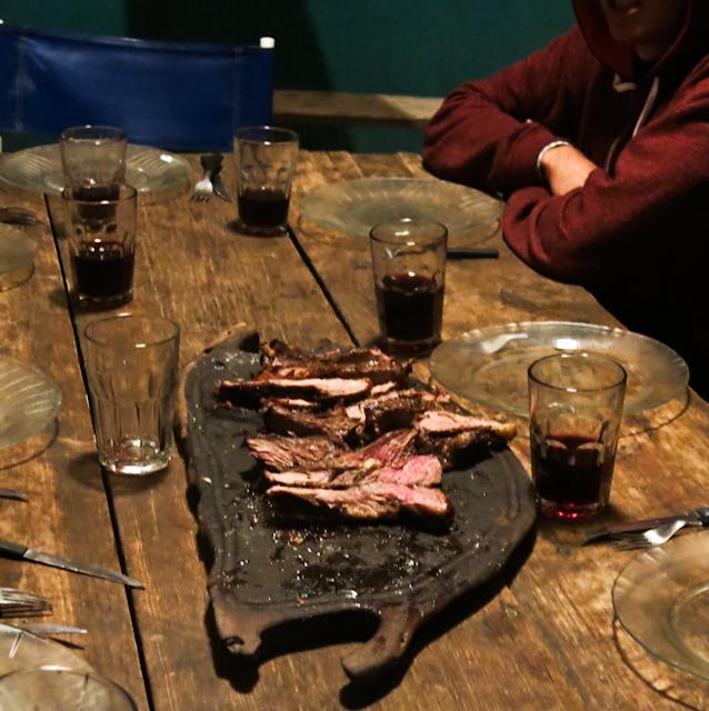 De la viande encore et encore - Mendoza, Argentine