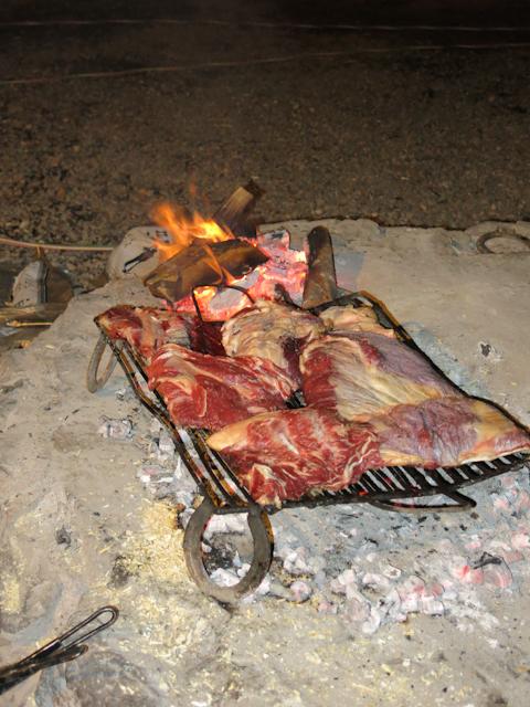 Le festin mis à griller - Mendoza, Argentine - Asado