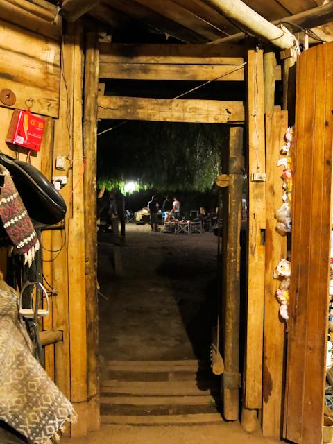 Notre soirée équestre - Mendoza, Argentine