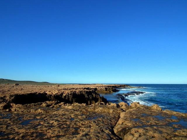 Point Quobba Australie