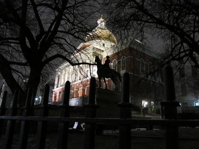 State House - Boston, États-Unis