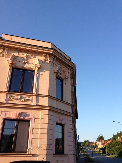 Un aperçu de l'architecture tchèque en promenade à Tišnov