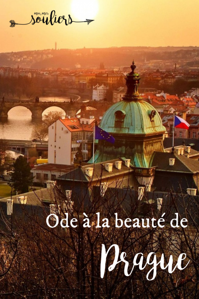 Ode à la beauté de Prague