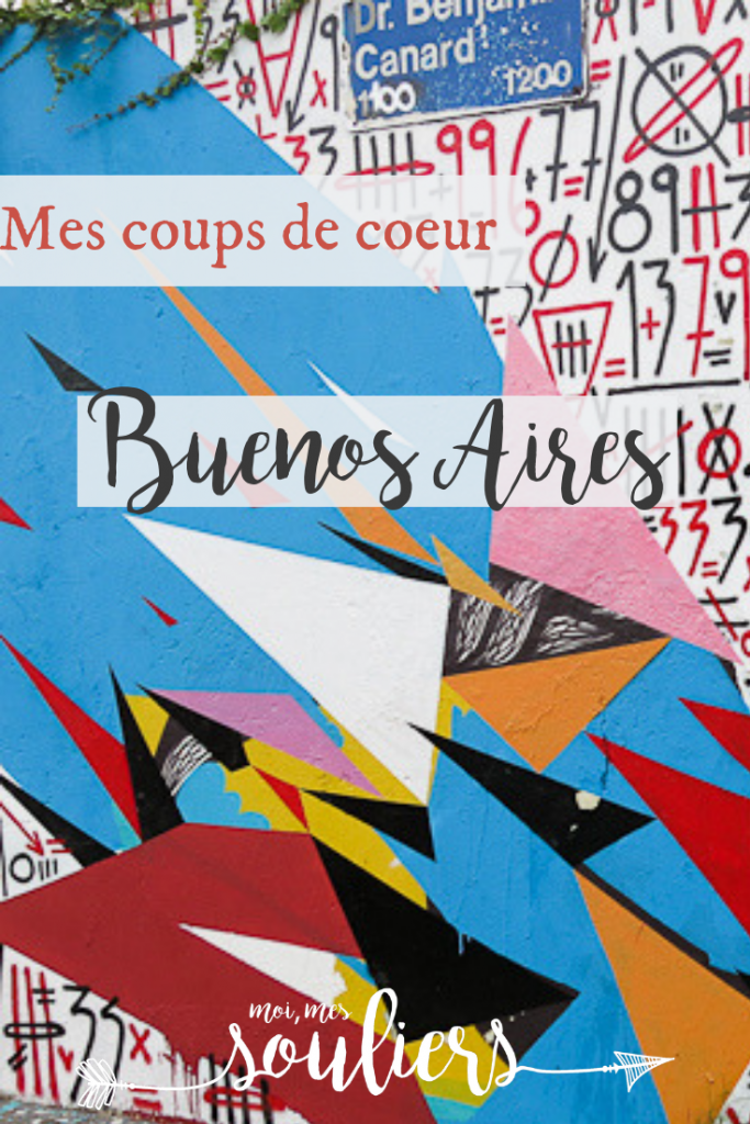 Coups de coeur à Buenos Aires