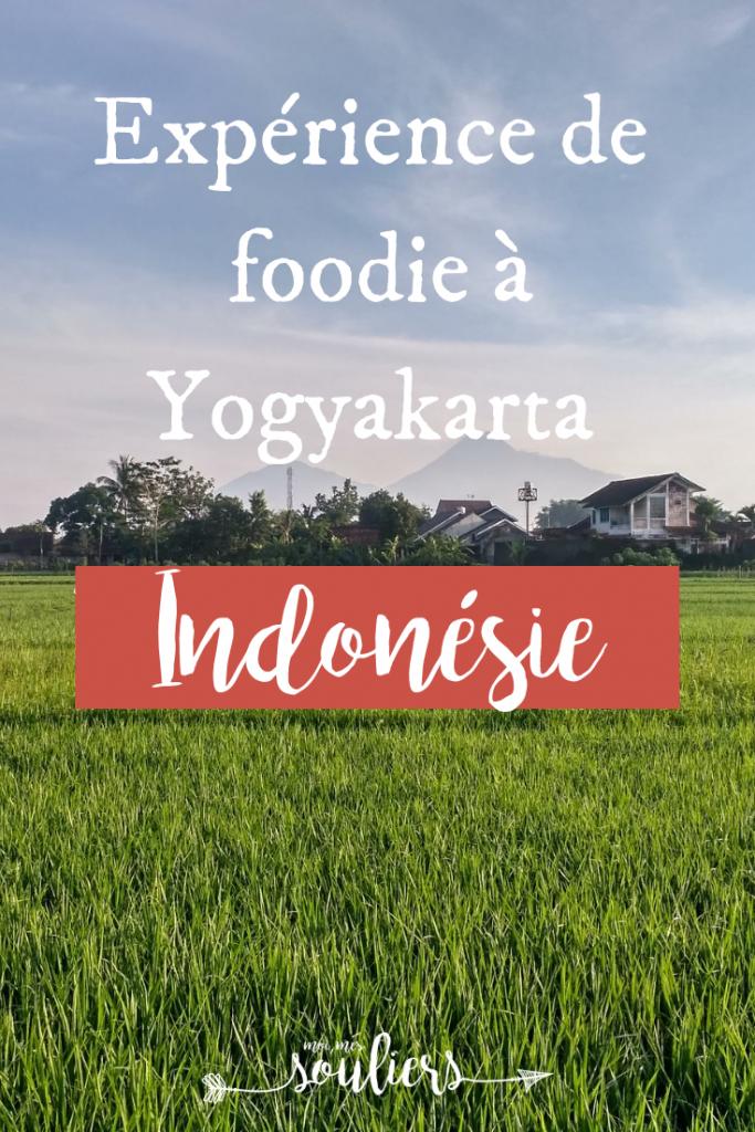 Food tour en voyage à Yogyakarta