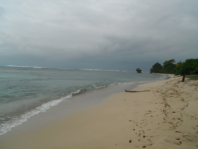 les plages de l'archipel de Bocas del Toro, Panama