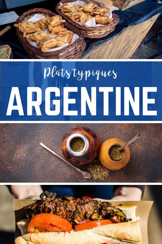 plats typiques d'Argentine