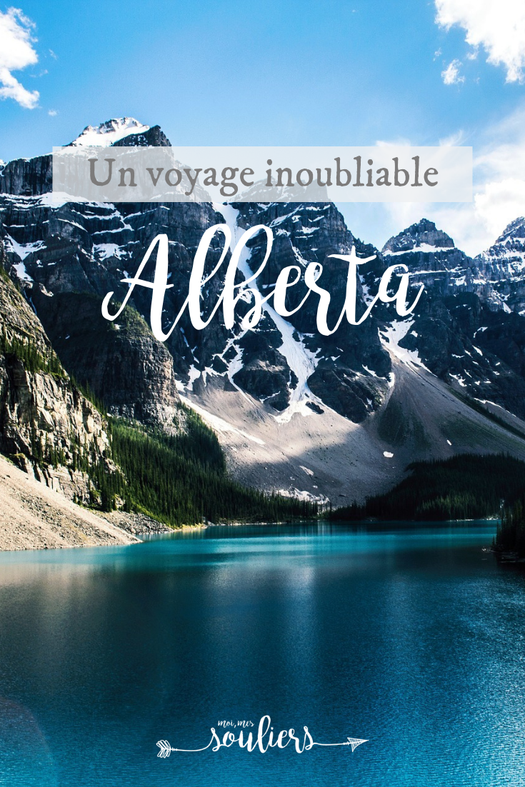 Un voyage inoubliable en Alberta, Canada
