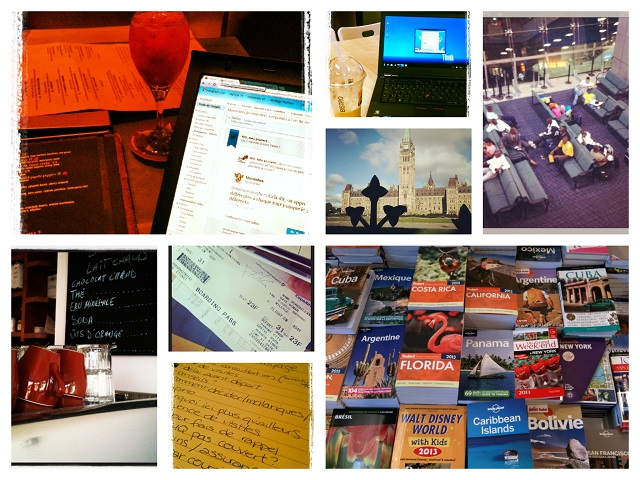 Blogueurs voyage québécois