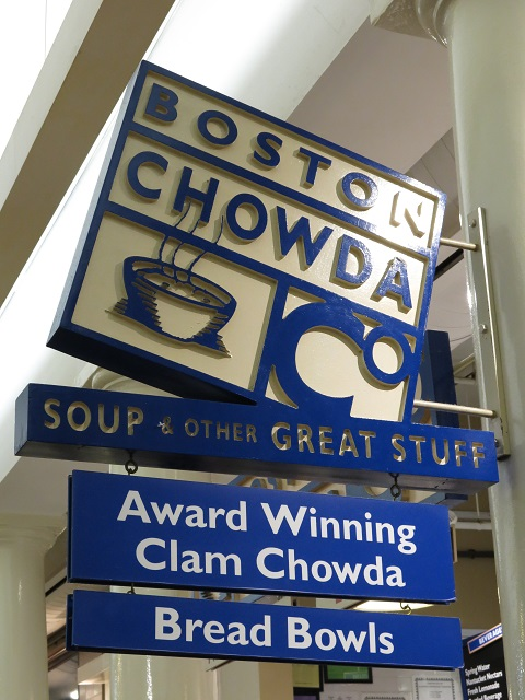 Boston Chowda - Boston, États-Unis