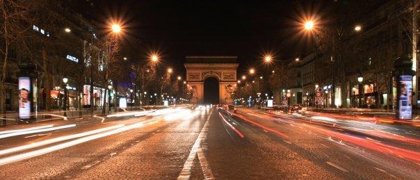 Champs-Élysées - Paris - Benjamin Soen