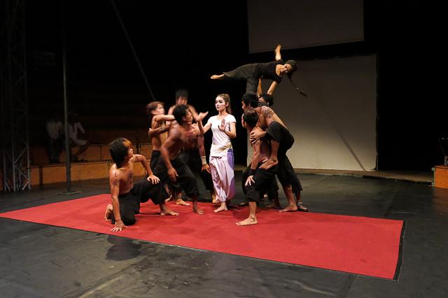 Cirque Phare - Siem Reap, Cambodge