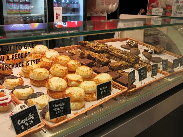Desserts - Quincy Market - Boston, États-Unis