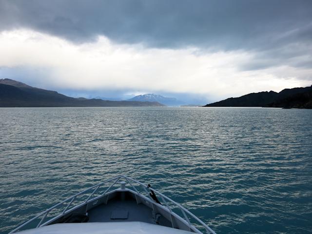 En route pour les glaciers - Cruceros MarPatag - El Calafate, Argentine