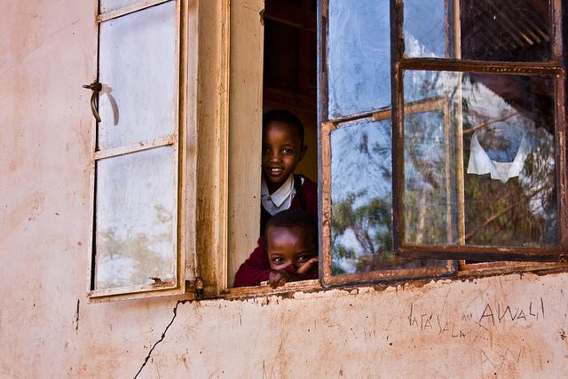 Enfants dans une école de Tanzanie - Safari en Afrique